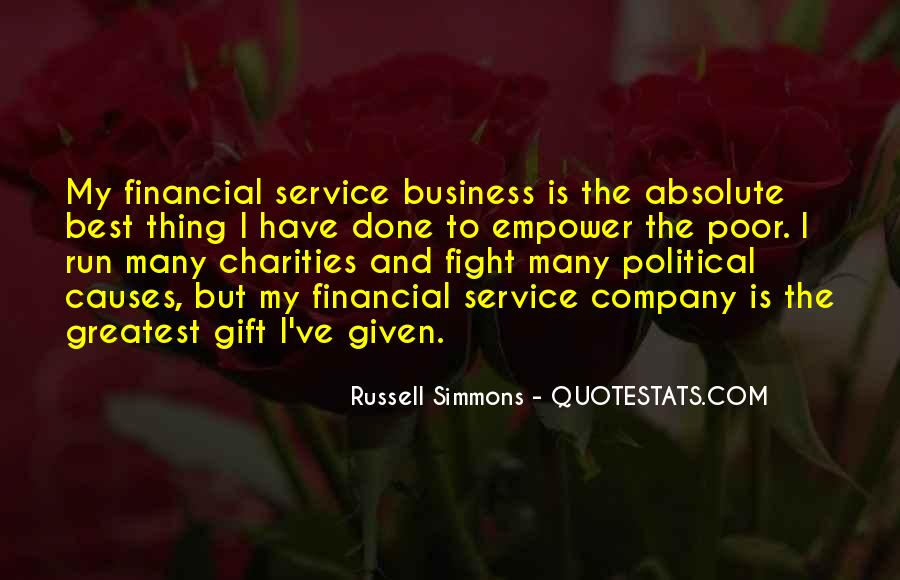 Russell Simmons Business Quotes #743451