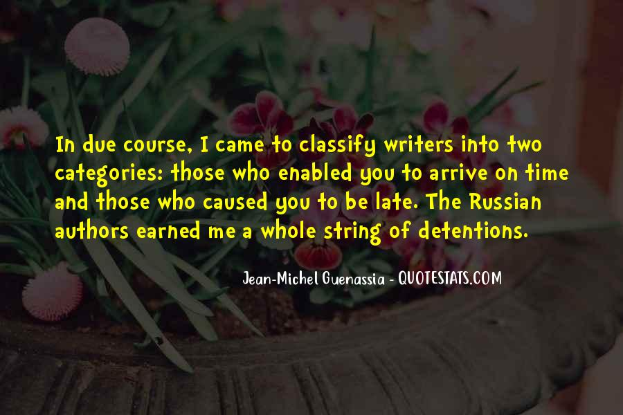 Russian Writers Quotes #1221964