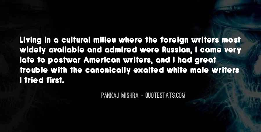 Russian Writers Quotes #1333267