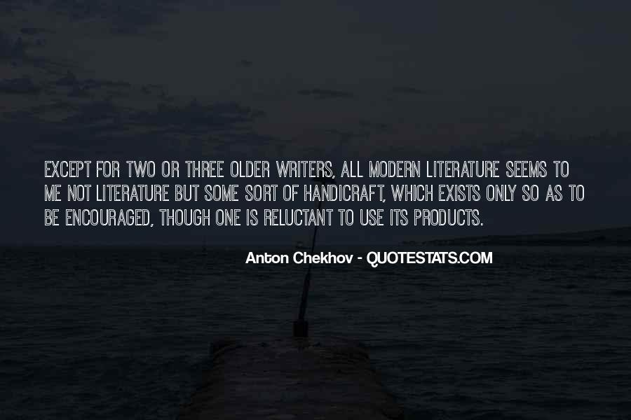 Russian Writers Quotes #1372223