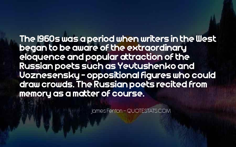 Russian Writers Quotes #295567