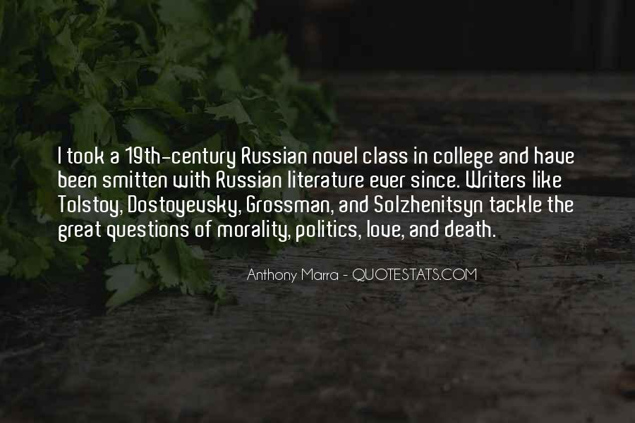 Russian Writers Quotes #454671