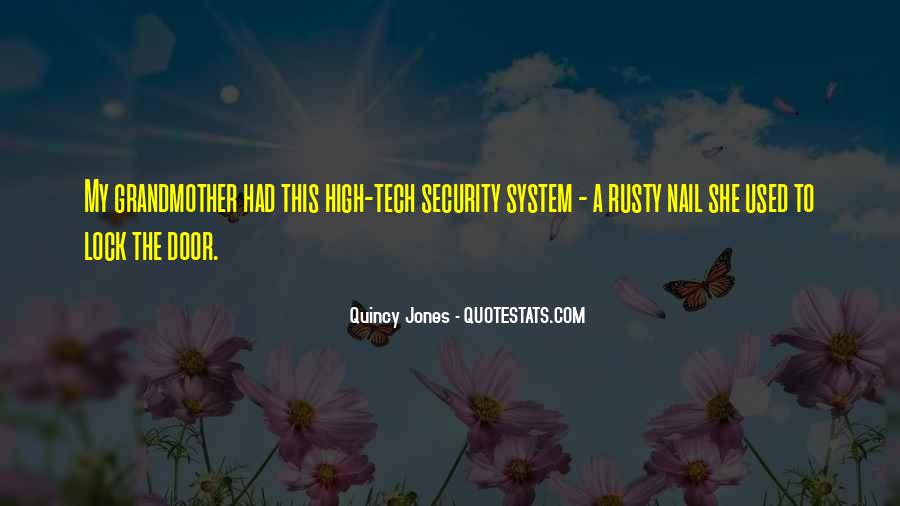 Rusty Nail Quotes #1741802