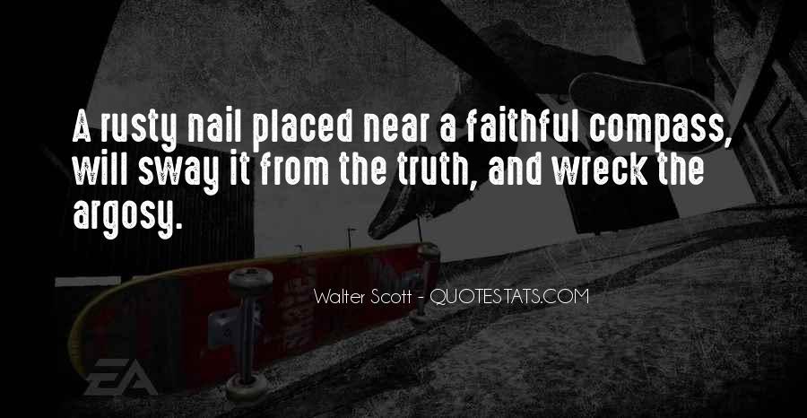 Rusty Nail Quotes #1858341