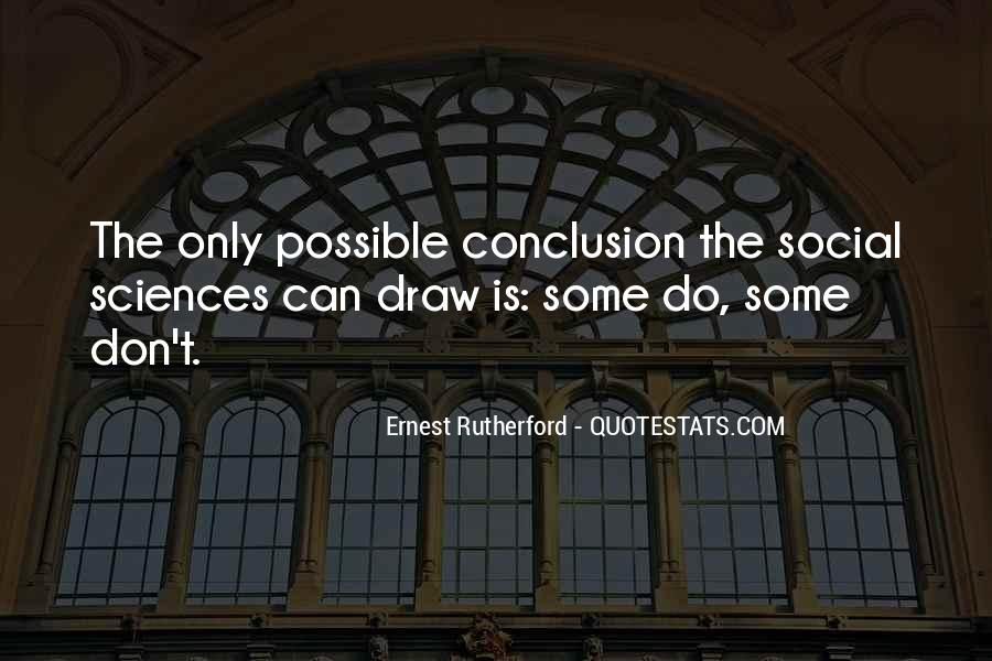 Rutherford Ernest Quotes #291676