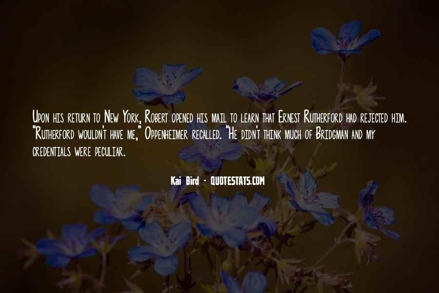 Rutherford Ernest Quotes #291738
