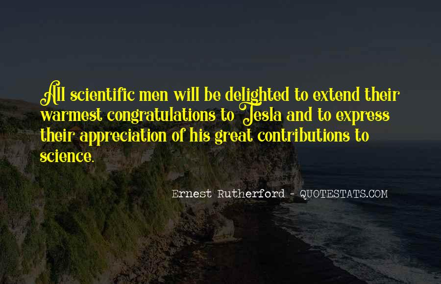 Rutherford Ernest Quotes #981779