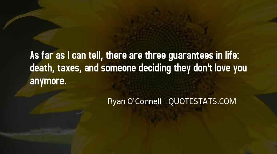Ryan O'reilly Quotes #527576