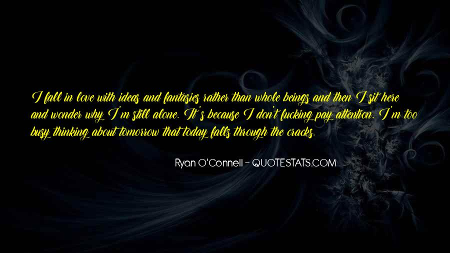 Ryan O'reilly Quotes #684243