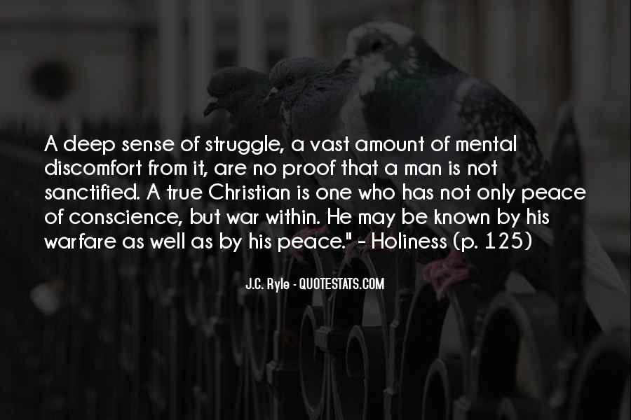 Ryle Holiness Quotes #1630864
