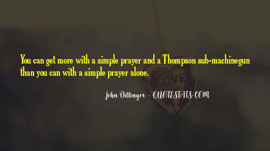 Quotes About John Dillinger #318672