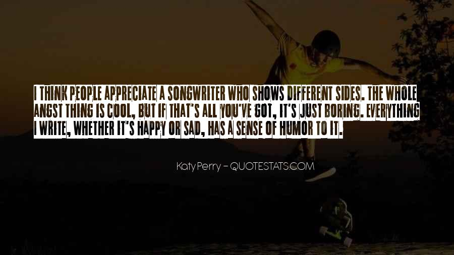 Sad But Cool Quotes #122526