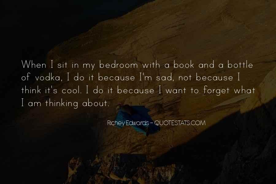 Sad But Cool Quotes #1371516