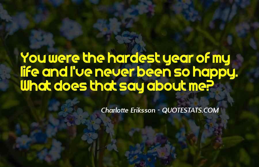 Sad But Happy Break Up Quotes #1152710