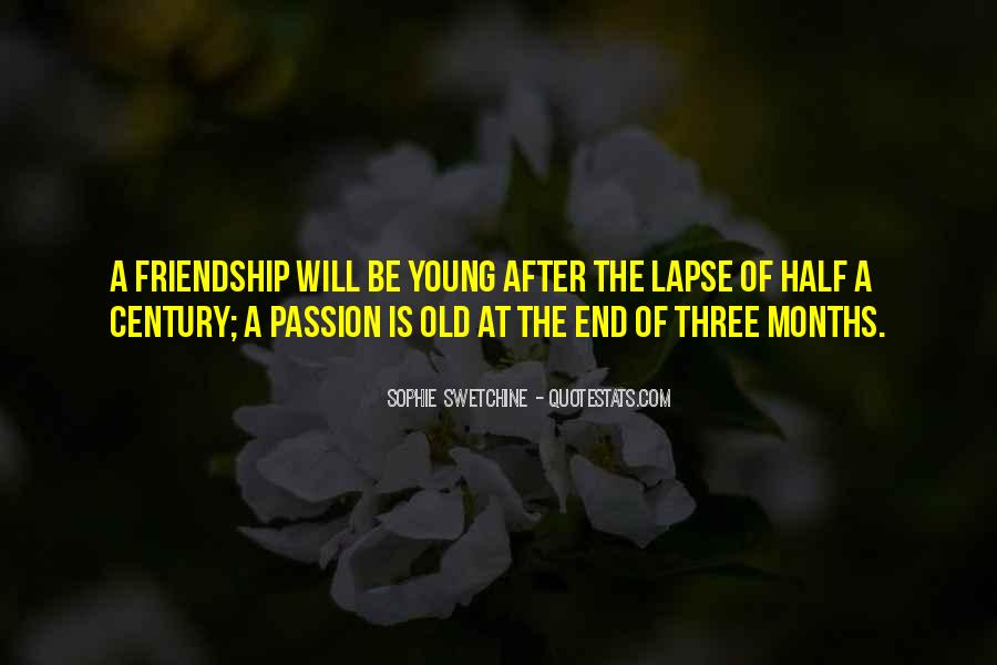 Quotes About A Passion #22746