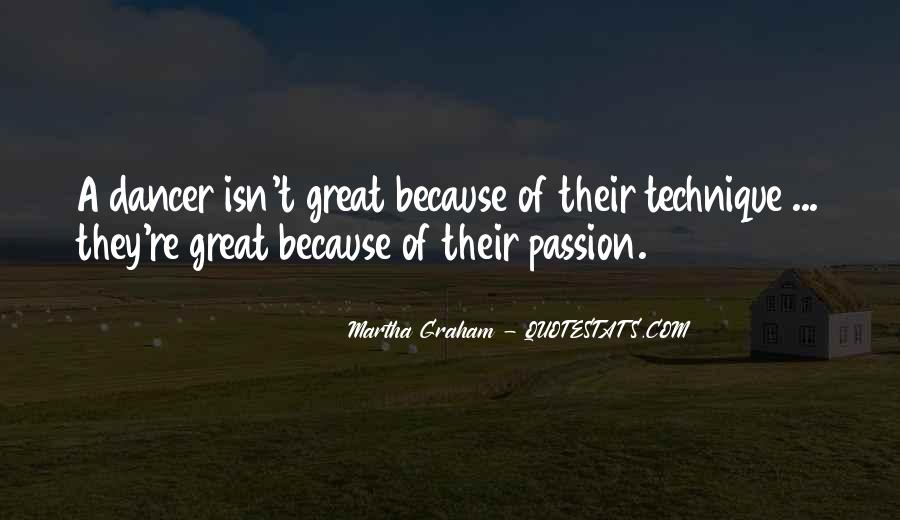 Quotes About A Passion #22925