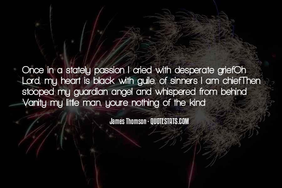 Quotes About A Passion #39295