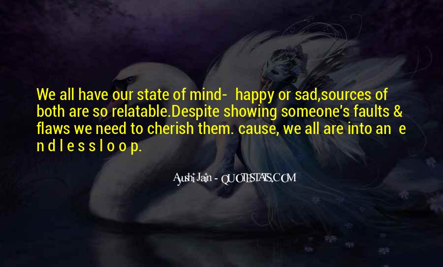 Sad But Showing Happy Quotes #892243