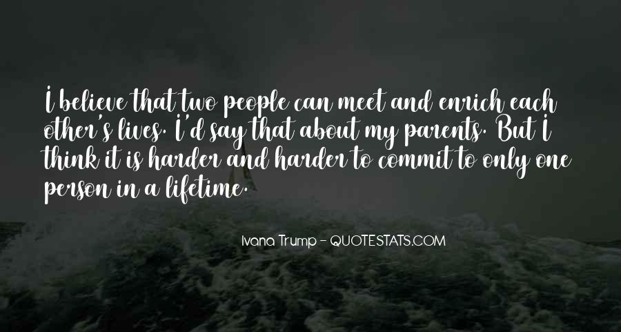 Sad Facts About Life Quotes #1619615