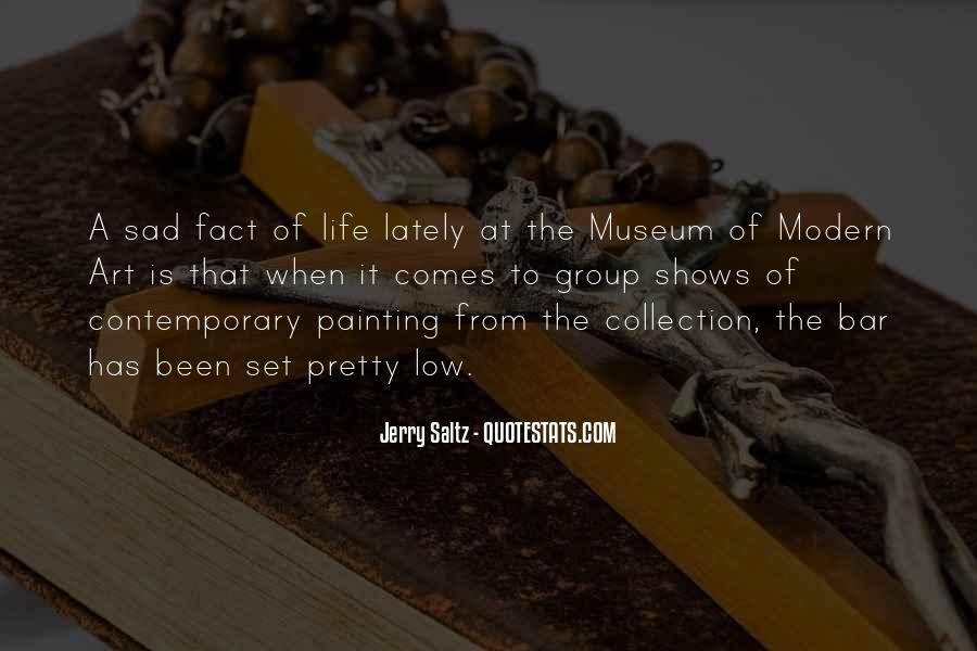Sad Life Fact Quotes #366871