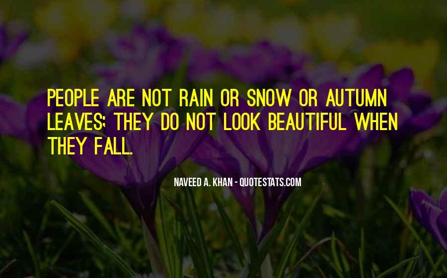 Sad Rain Quotes #1715232