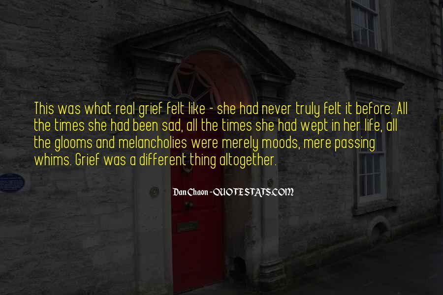 Sad Times Quotes #1248711