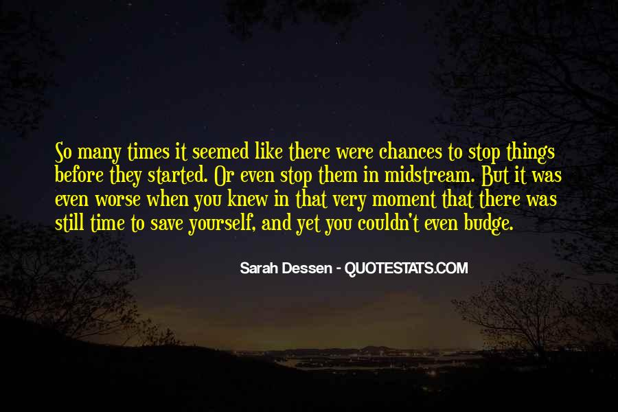 Sad Times Quotes #1378719