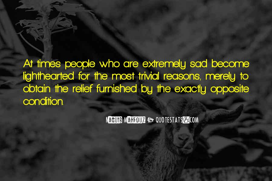 Sad Times Quotes #1496523