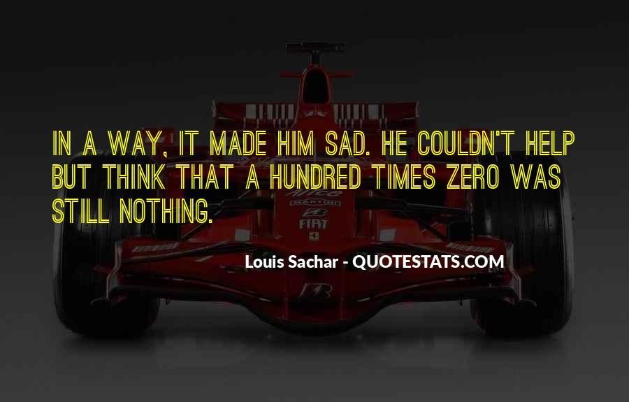 Sad Times Quotes #1548429