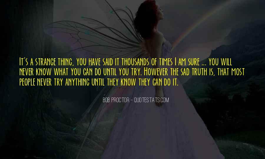 Sad Times Quotes #171851