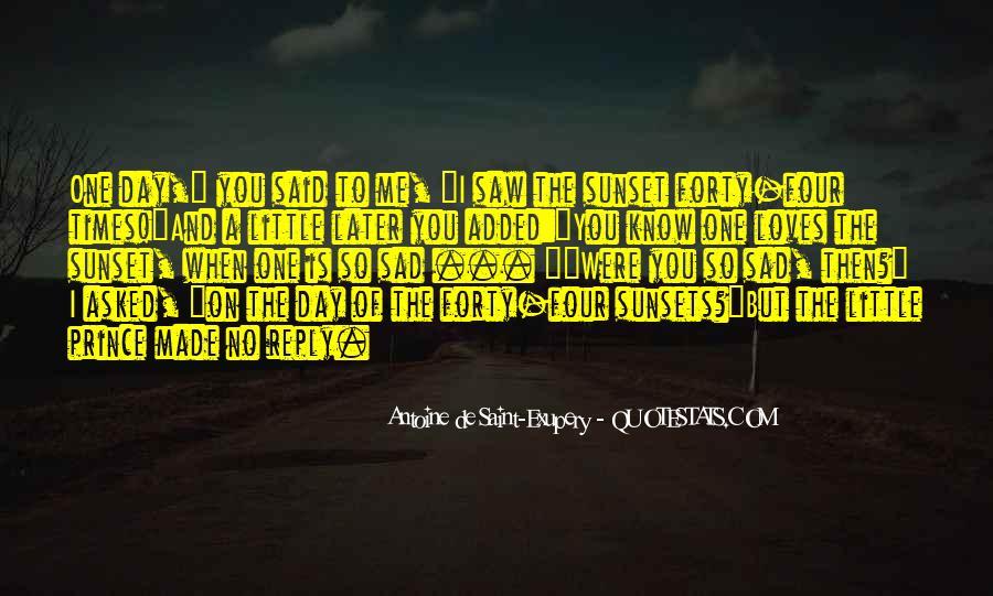 Sad Times Quotes #1784001