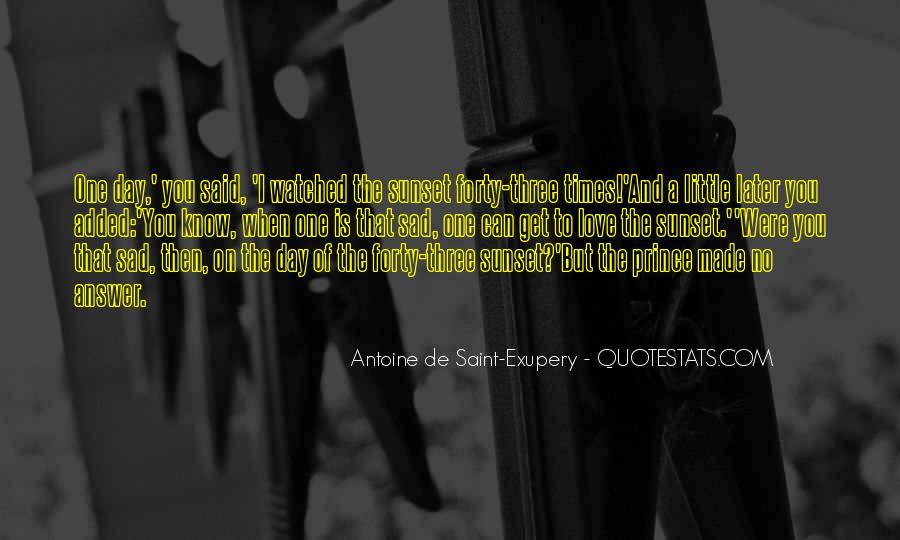 Sad Times Quotes #1820383