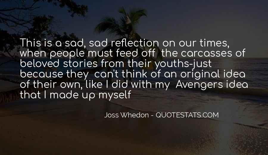 Sad Times Quotes #214096