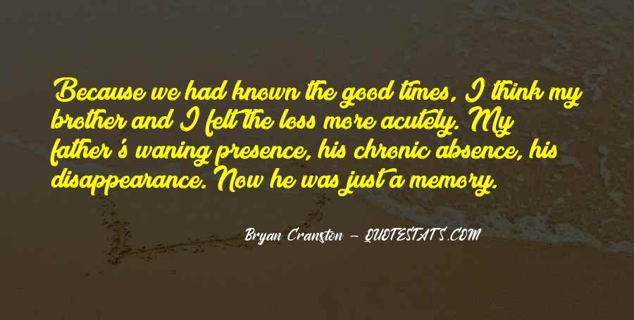 Sad Times Quotes #520757
