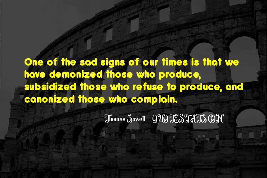 Sad Times Quotes #547785