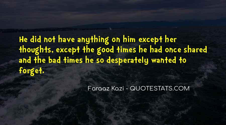 Sad Times Quotes #897947