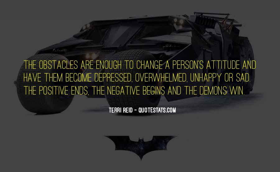 Sad With Attitude Quotes #249829
