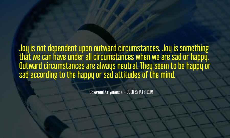 Sad With Attitude Quotes #408555