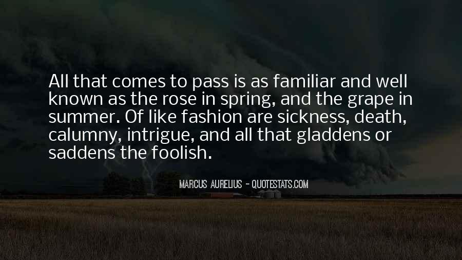 Saddens Me Quotes #123742