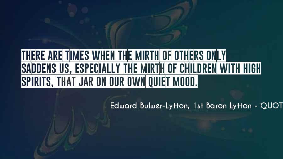 Saddens Me Quotes #600848