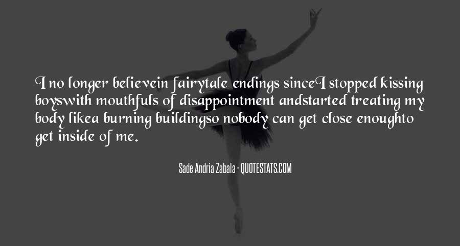Sade Zabala Quotes #60148