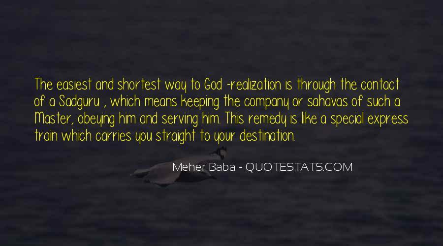 Sadguru Best Quotes #1876604
