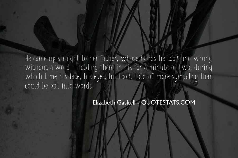 Sadness In His Eyes Quotes #421369