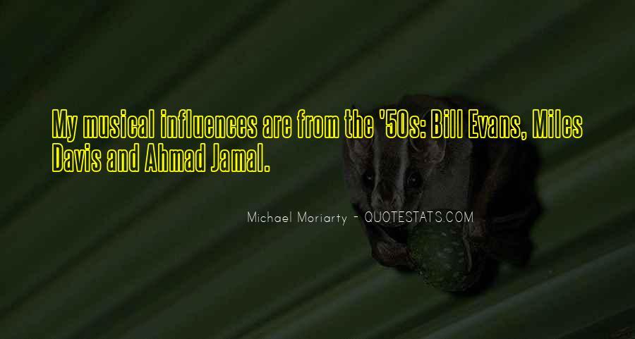 Quotes About Miles Davis #162139