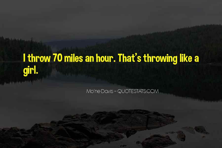 Quotes About Miles Davis #162503