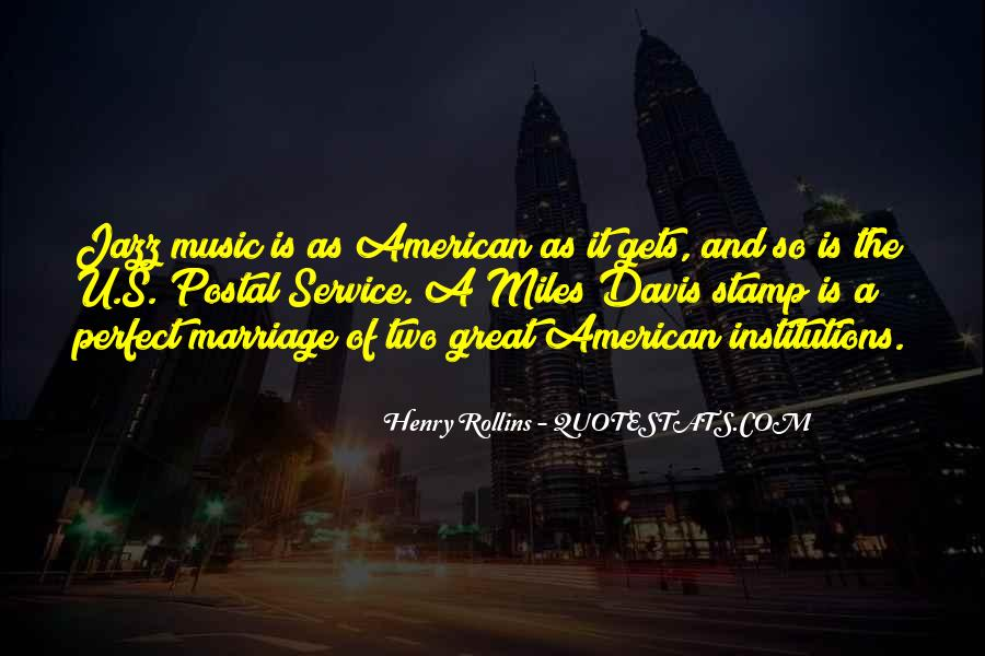 Quotes About Miles Davis #246713