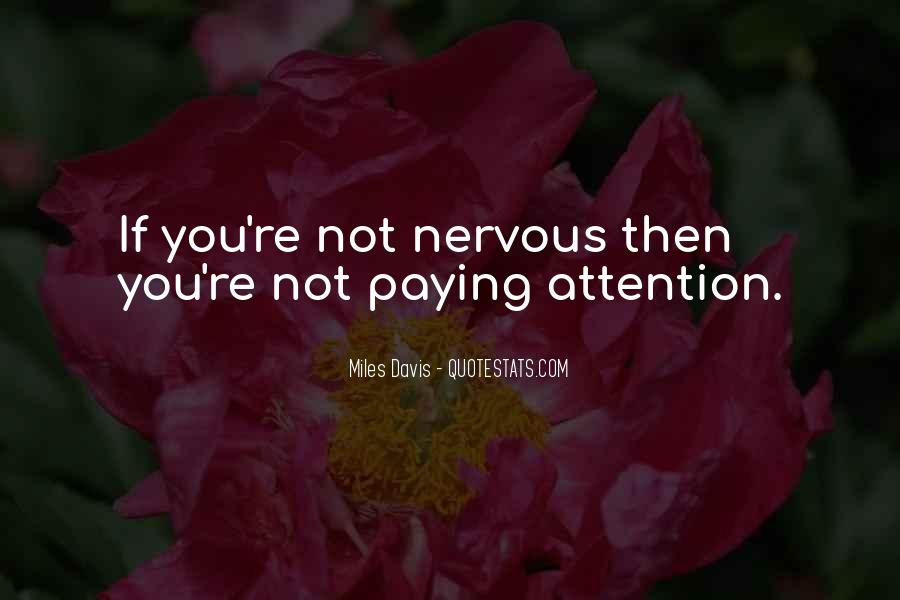 Quotes About Miles Davis #246766