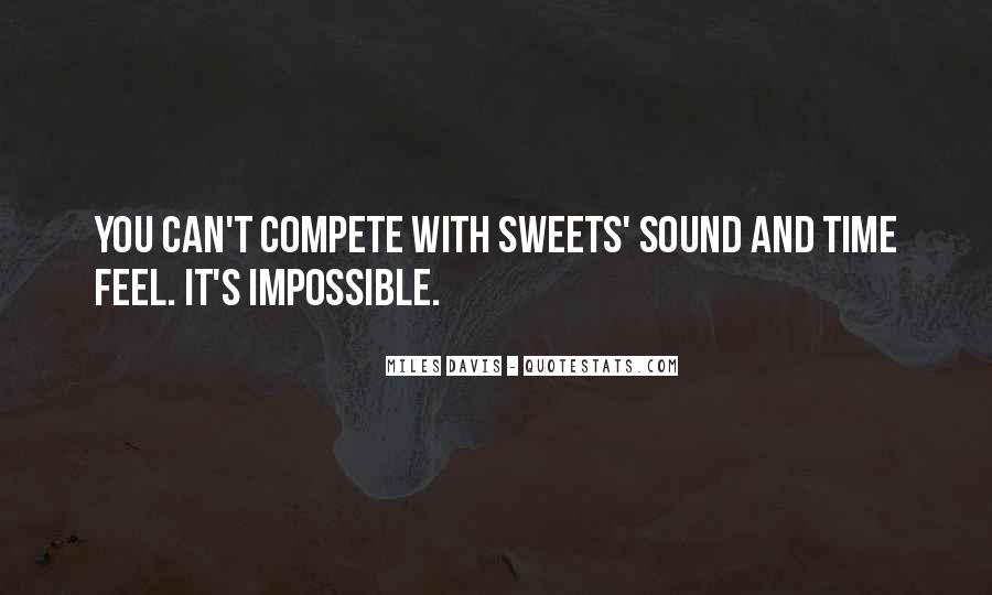 Quotes About Miles Davis #313704