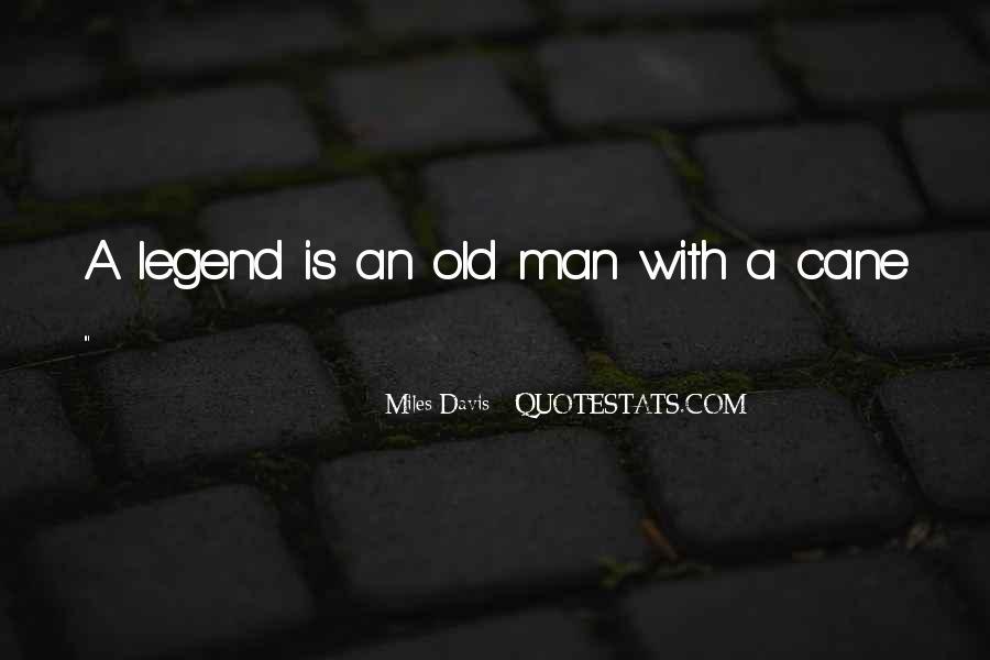 Quotes About Miles Davis #685046
