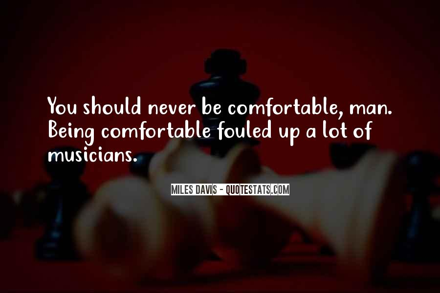 Quotes About Miles Davis #697468